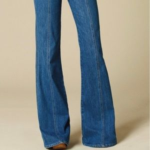 Stoned Immaculate Jeans - Stoned Immaculate Super Star High Waisted Jeans